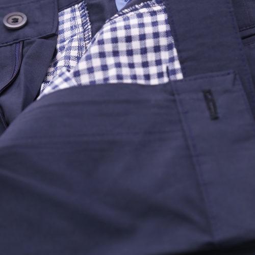 Pantalón Poplin algodón Elegante Sport