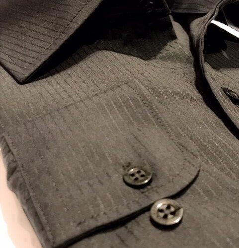 Camisa vestir ratier negro