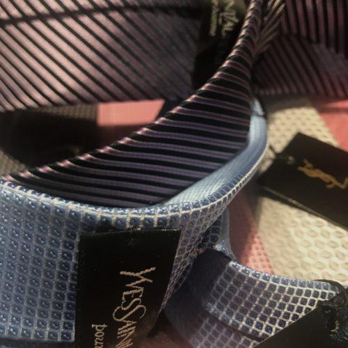 Corbatas YSL