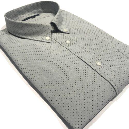 Camisa manga larga talles especial Bati.