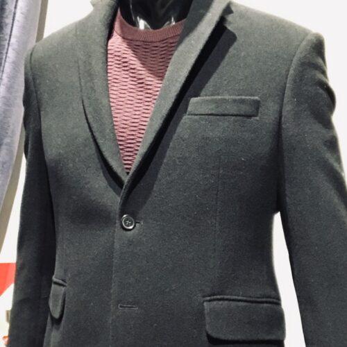 Saco lana Christian Lacroix.