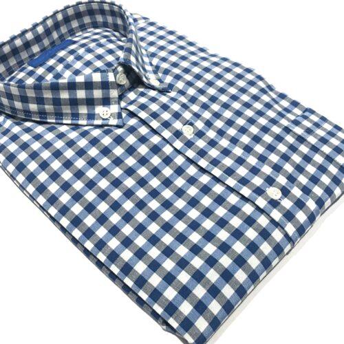 Camisa manga larga talle especiales Ayrton.